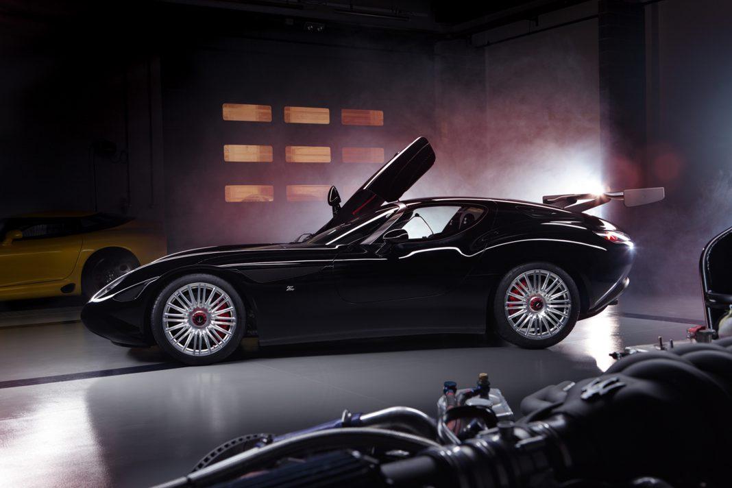 Zagato Maserati Mostro side