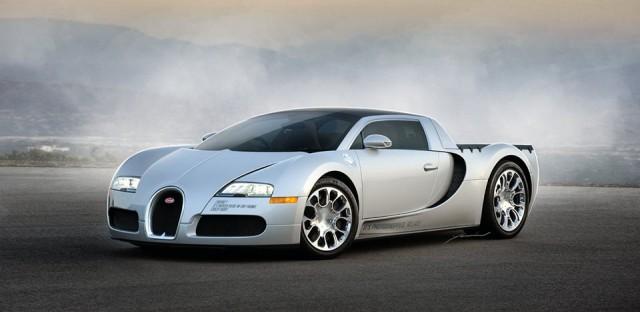 Bugatti Veyron Pickup