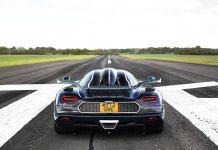 Video: Koenigsegg One:1 Hits 225mph on Pump Fuel