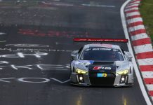 24 Hours of Nurburgring Audi