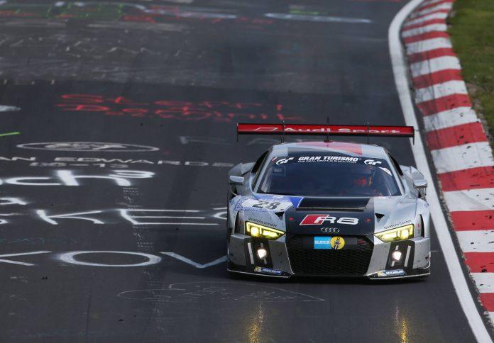 24 Hours of Nurburgring Audi