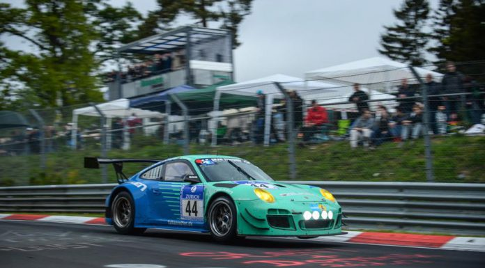 24 Hours of Nurburgring Porsche
