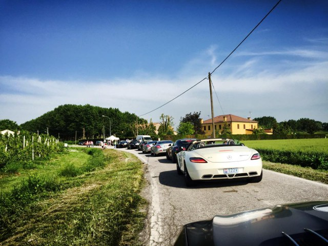 Beautiful View Mille Miglia 2015