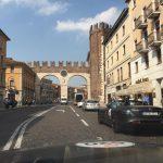 Mille Miglia 2015 Verona Checkpoint