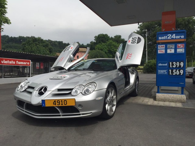 Silver Arrow Mille Miglia