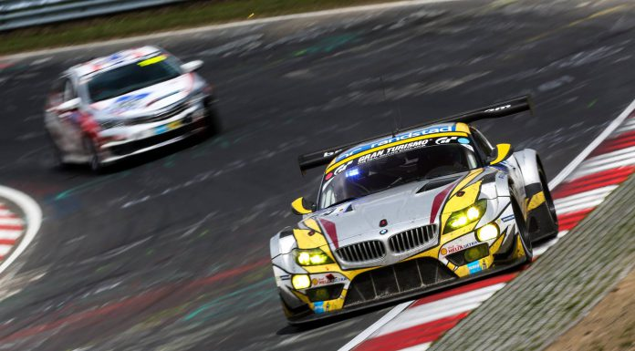 24 Hours of Nurburgring BMW