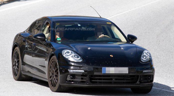 Next-Gen Porsche Panamera S E-Hybrid