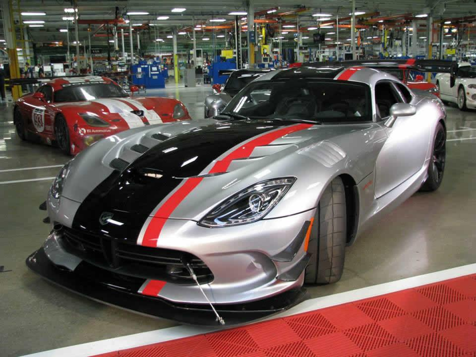 2016 Dodge Vipe ACR live pictures