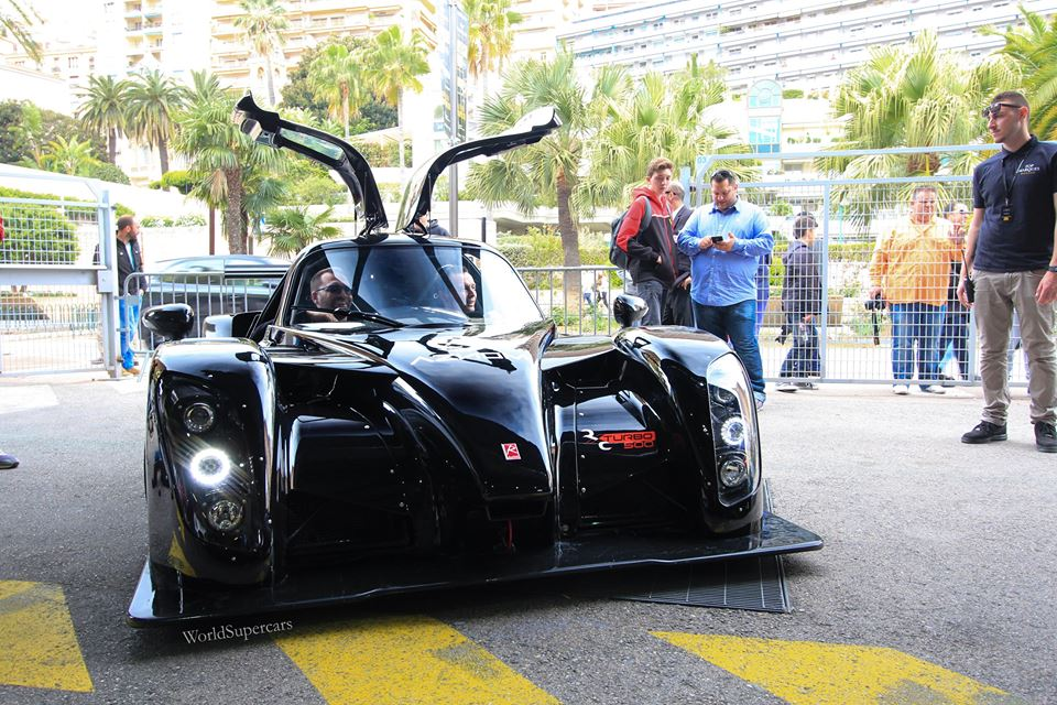 Video: Around the Monaco F1 Circuit in the Insane Radical RXC 500 Turbo!