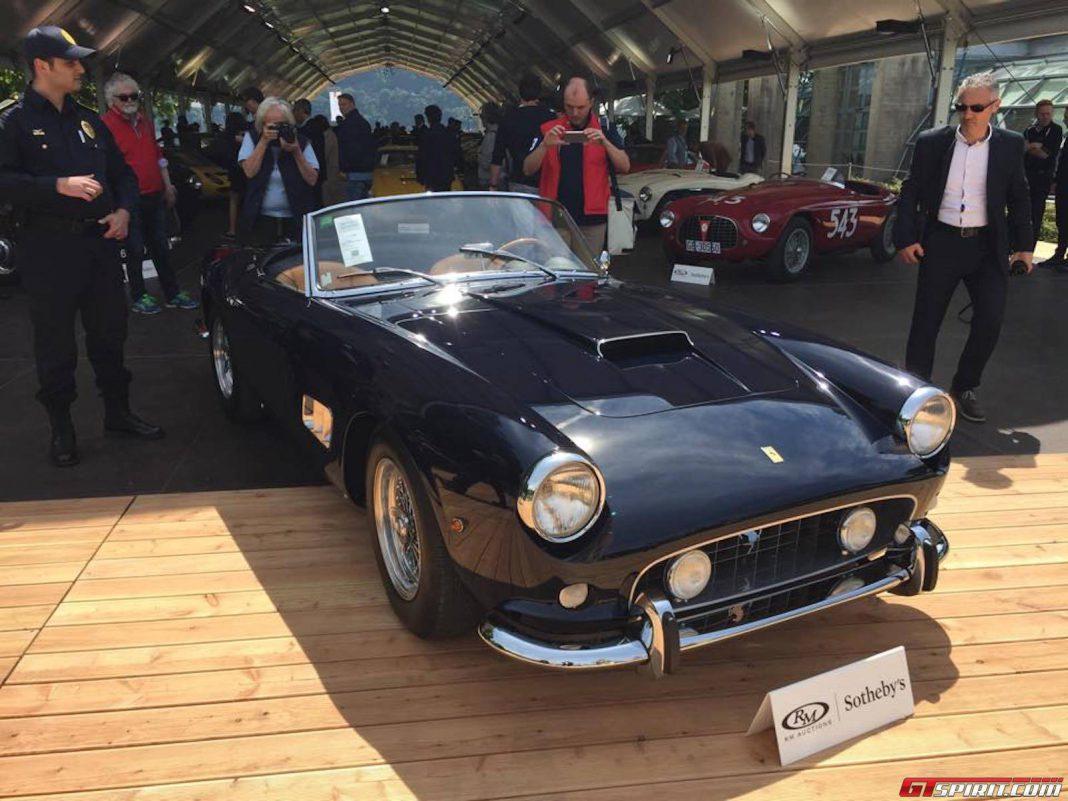RM Sotheby's Villa d'Este 2015 Auction Highlights