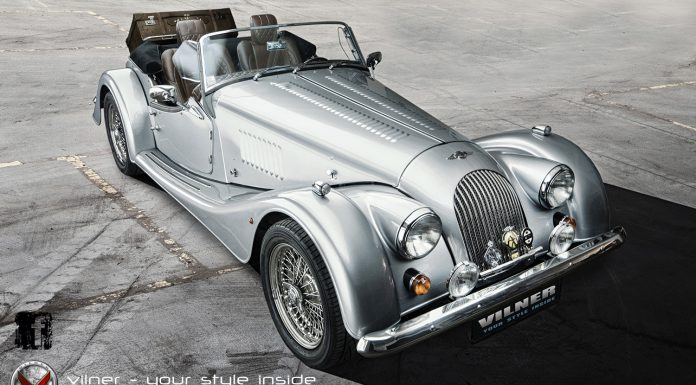 Morgan Plus 8 by Vilner