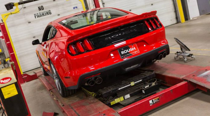 2015 Roush Stage 3 Mustang Rear