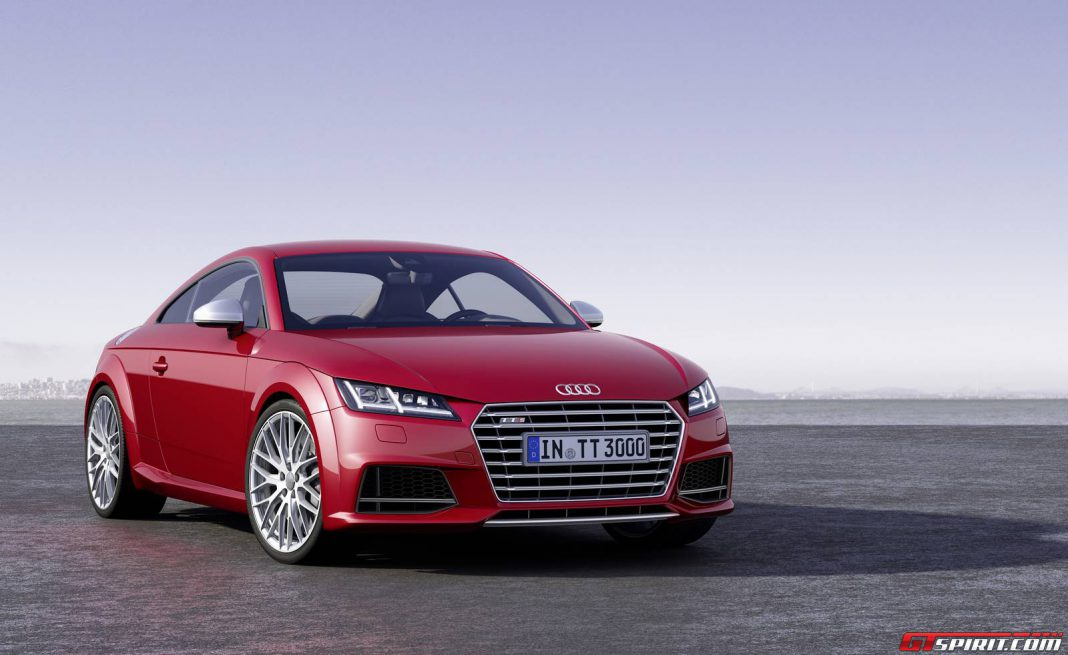 Next-gen Audi TT to ditch manual gearbox