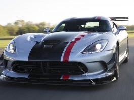 Oder Books for the 2016 Dodge Viper ACR Now Open