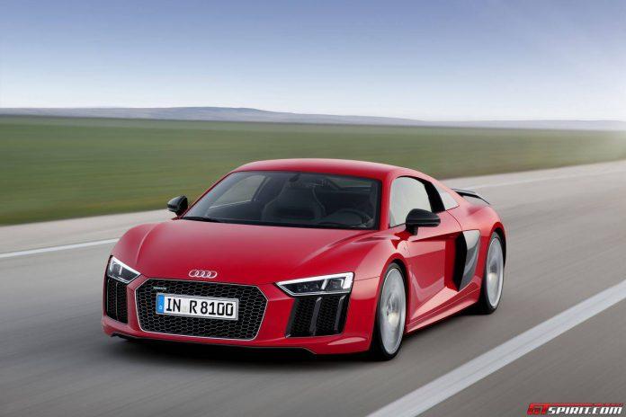2016 Audi R8 priced in Germany