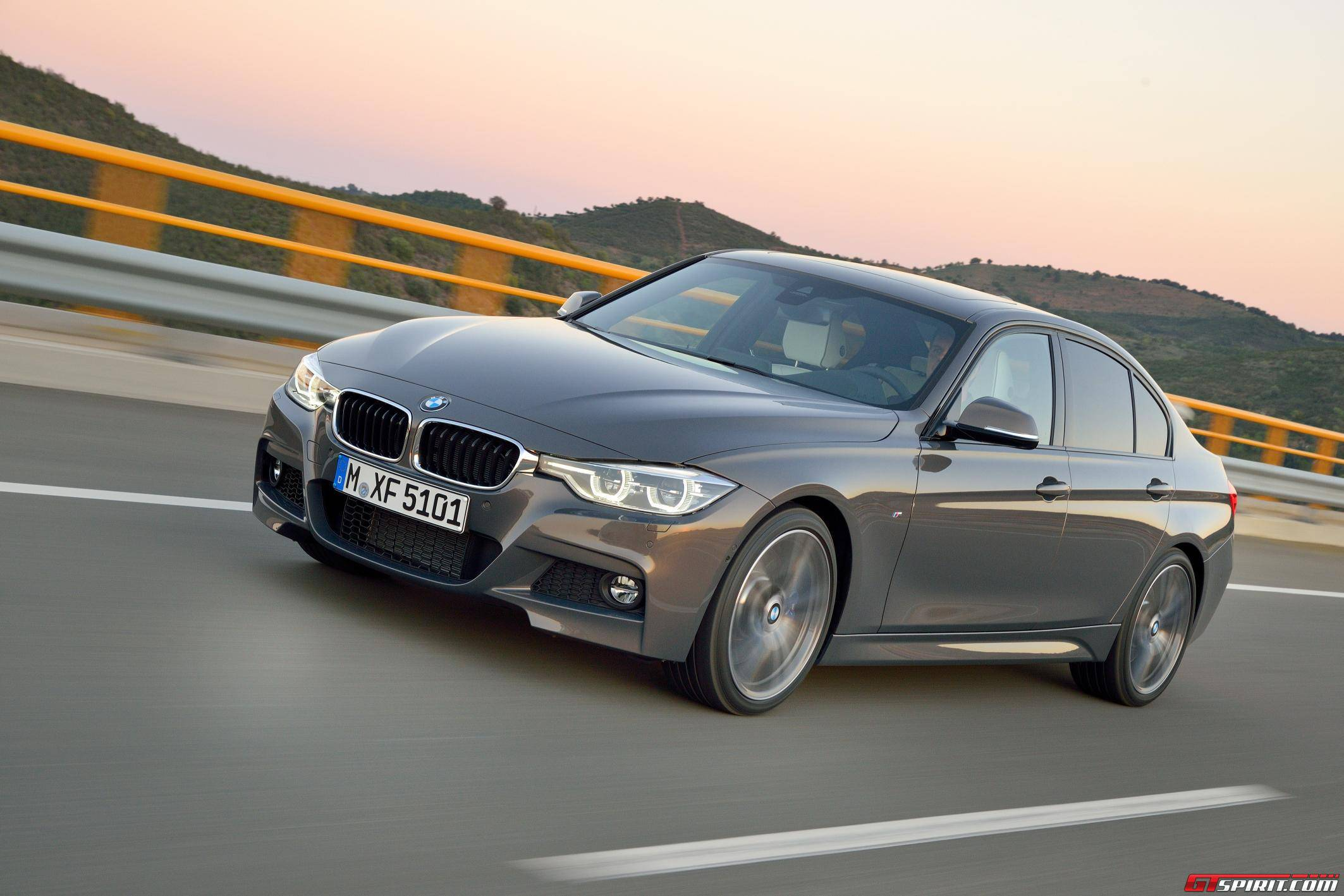 New BMW 3 Series 2016