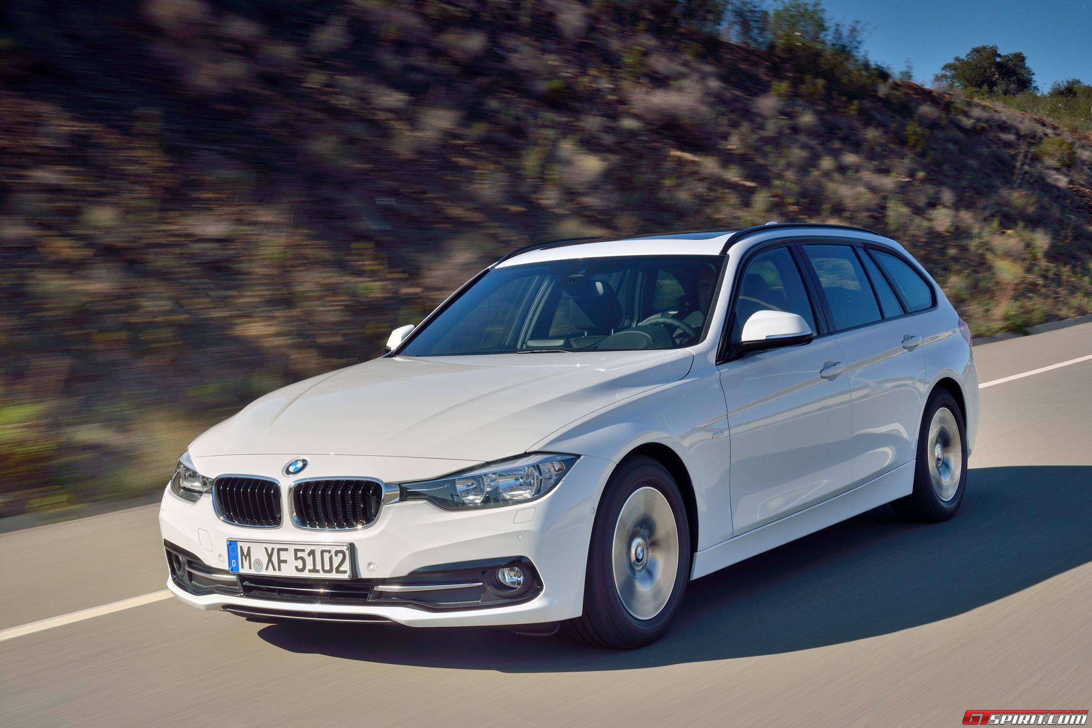 Official BMW Series Facelift GTspirit - 2015 new bmw