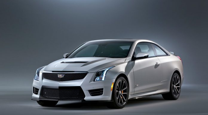 2016-cadillac-ats-v-front-three-quarter