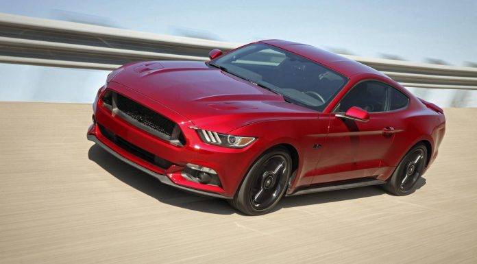 2016 Ford Mustang GT Red