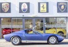 Rod Stewart Lamborghini Miura For Sale