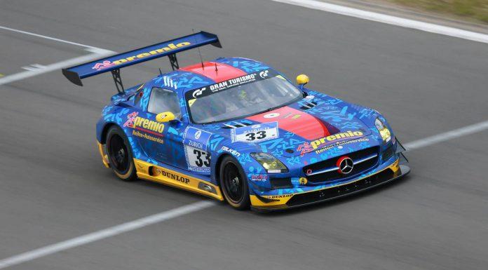 Mercedes-Benz 24 Hours of Nurburgring