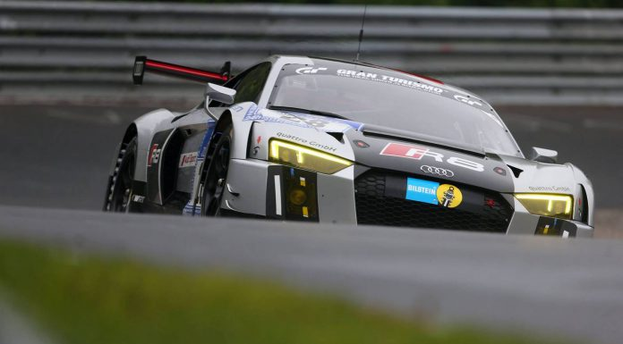 Audi R8 LMX at the 24 Hours Nürburgring