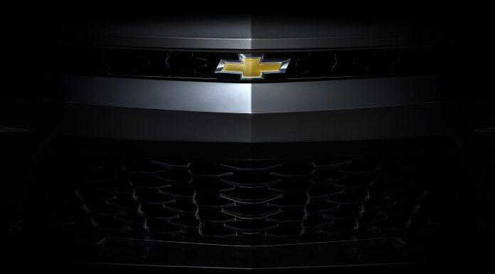 Sixth-generation Chevrolet Camaro teased