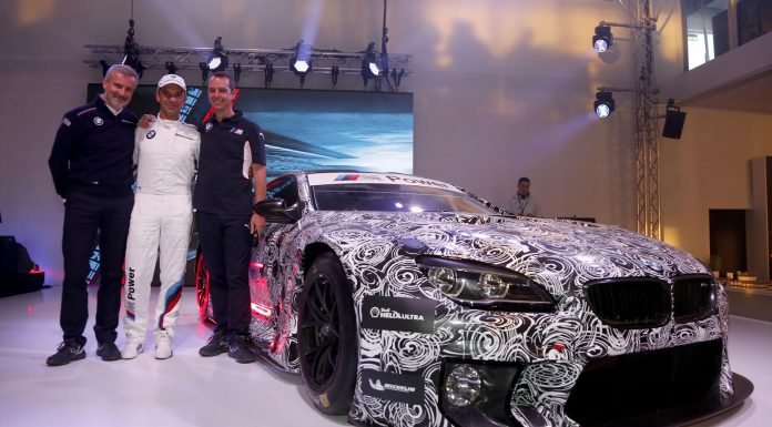 BMW M6 GT3 at the M Festival
