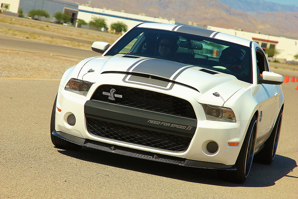 Final Carroll Shelby Mustang being sold