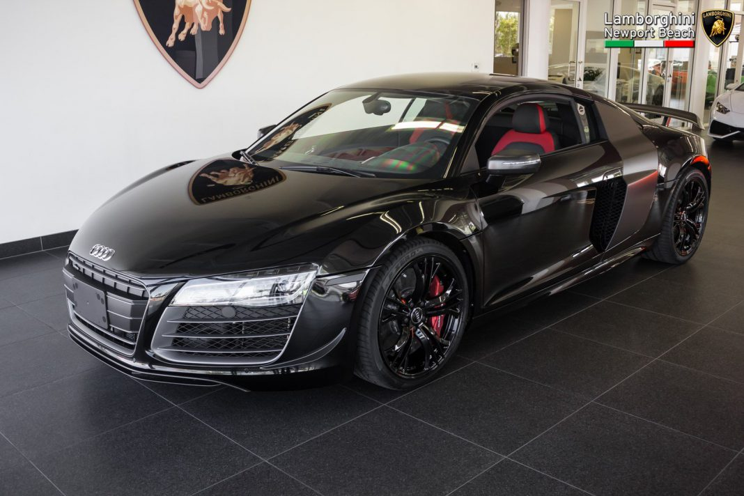 1 of 60 Audi R8 V10 Competition For Sale at $209,975
