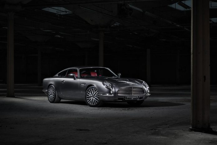 David Brown Speedback GT Launched in the US at $753,000