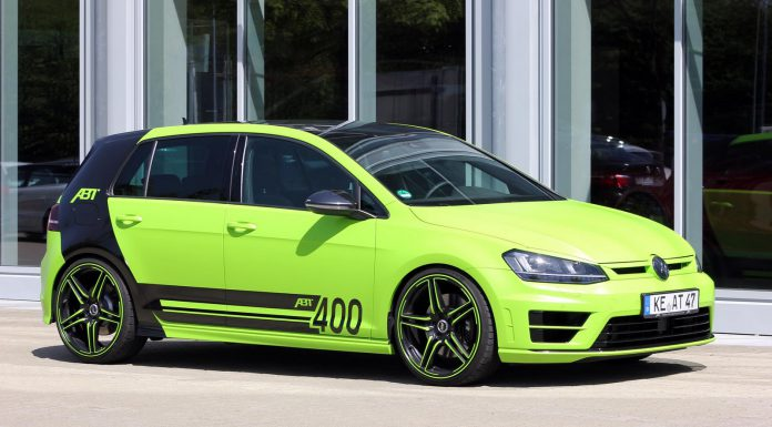 ABT Sportsline Golf R400 Worthersee