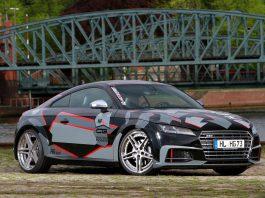 Audi TTS by HG-Motorsport front