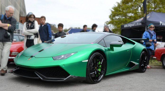 Auto Italia 2015 Huracan