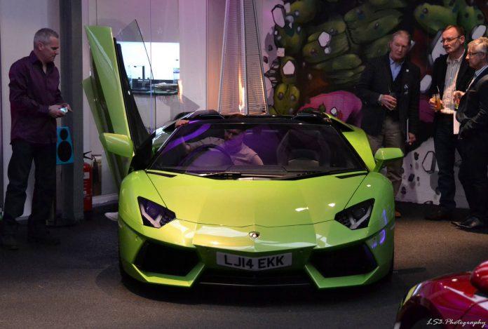 Auto Vivendi Lamborghini Aventador
