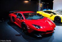 Lamborghini Aventador SV Laps the Nurburgring in 6:59:73 Mins!