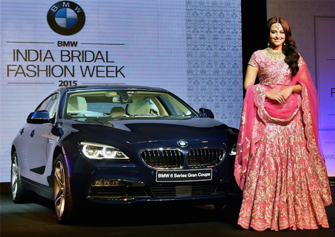 BMW 6 Series Gran Coupe India Facelift Blue
