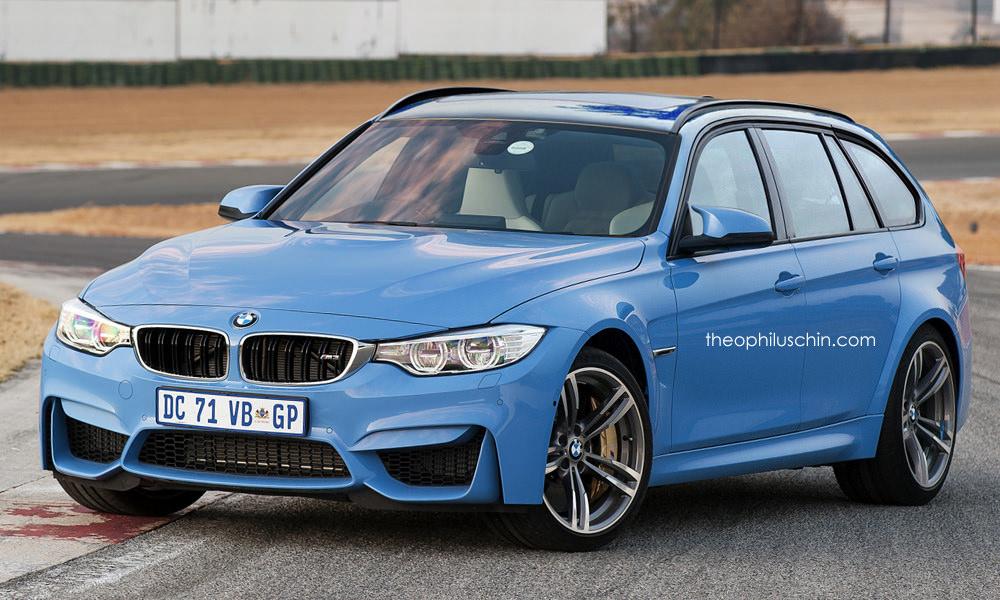Upcoming BMW M Touring Looks Stunning GTspirit - Bmw 2015 m3 price