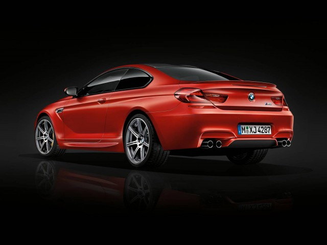 Official: 2016 BMW M6 Competition Package with 600hp