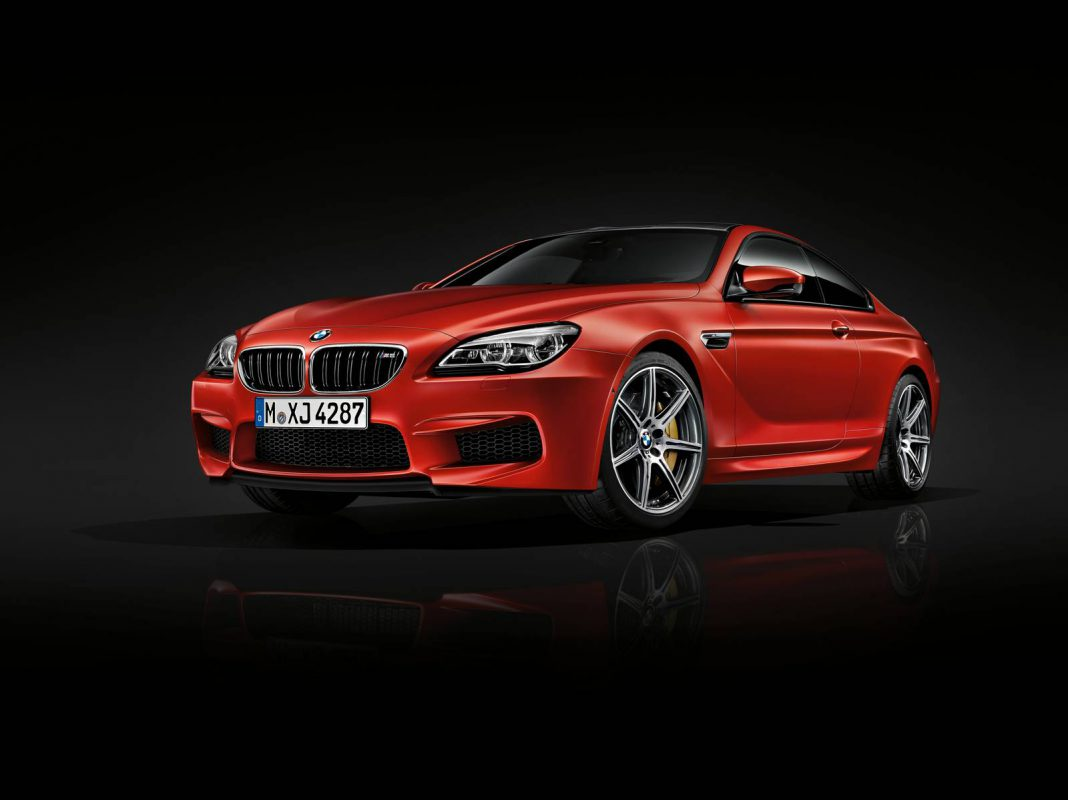 BMW M6 Competition Package with 600hp