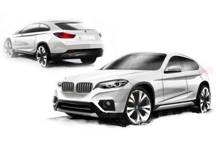 BMW X2 confirmed for production