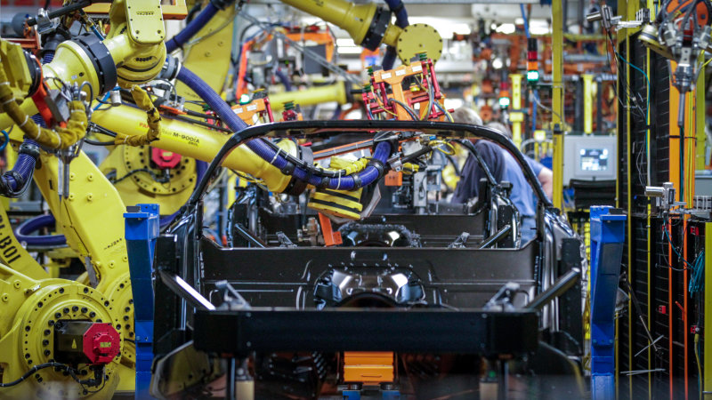 Corvette factory getting $439 million investment