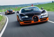 Bugatti Veyron Super Sport and Vitesse WRC