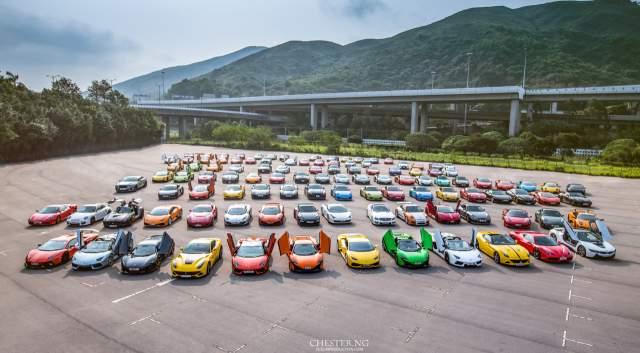 Hong Kong Hypercars