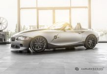 BMW Z4 GT3 by Carlex Design