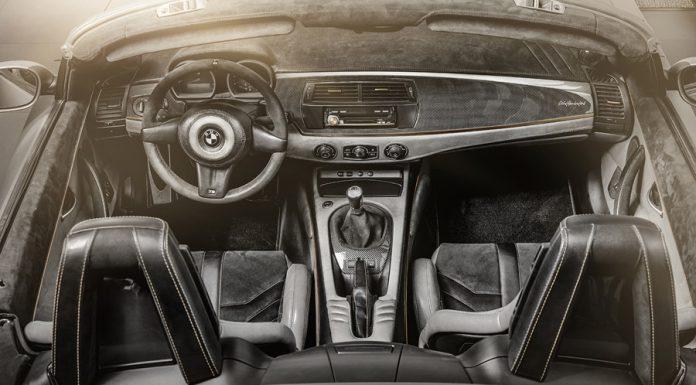 BMW Z4 Carlex Design Interior