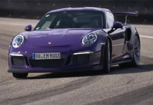 New Porsche 911 GT model in the works