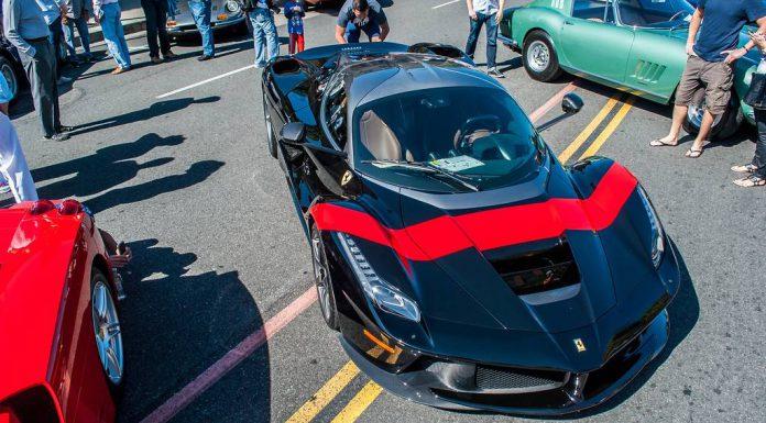 Concorso Ferrari 2015 Highlights Ferrari LaFerrari