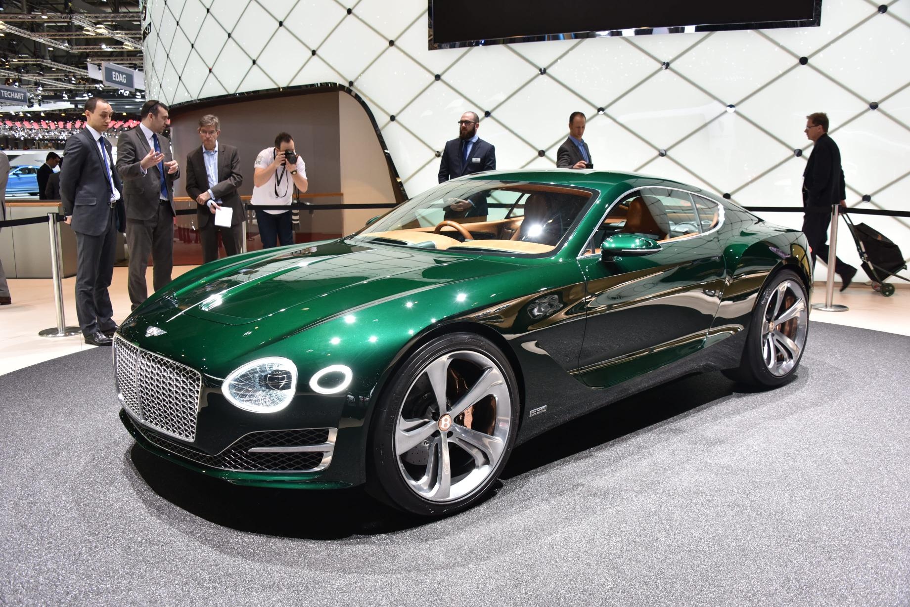 Exclusive: Bentley EXP10 Speed 6 Confirmed for Production