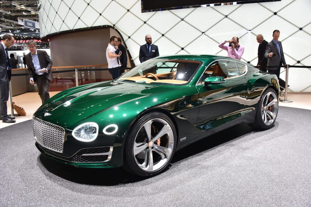 Bentley EXP 10 Speed 6 Production Decision Expected Shortly – Exclusive Details